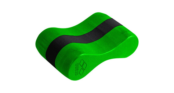 arena Freeflow Pullbuoy adic lime/black